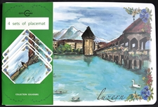 Placemat Set Luzern
