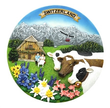 Teller 20cm Switzerland