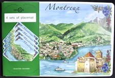 Placemat Set Montreux