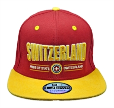Snapback Pride of Switzerland